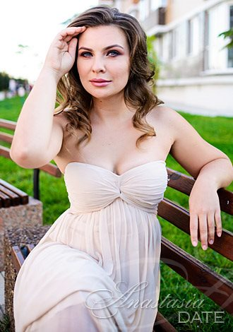 Most gorgeous women: Anna from Odessa, gift, perfect woman